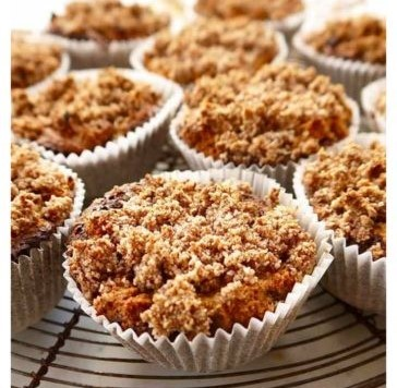 Nutrition Connection Healthy Recipes - Paleo Coffee Cake